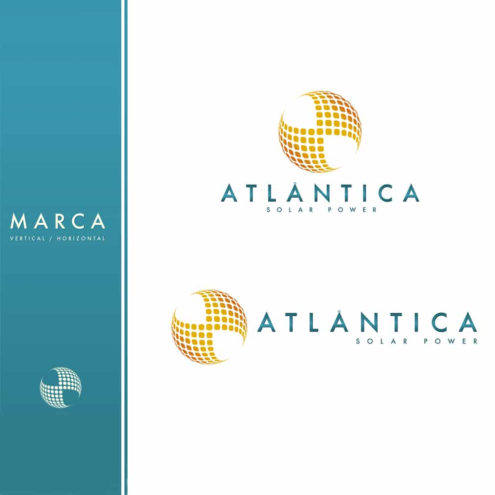 Atlantica solar power - capa portfolio
